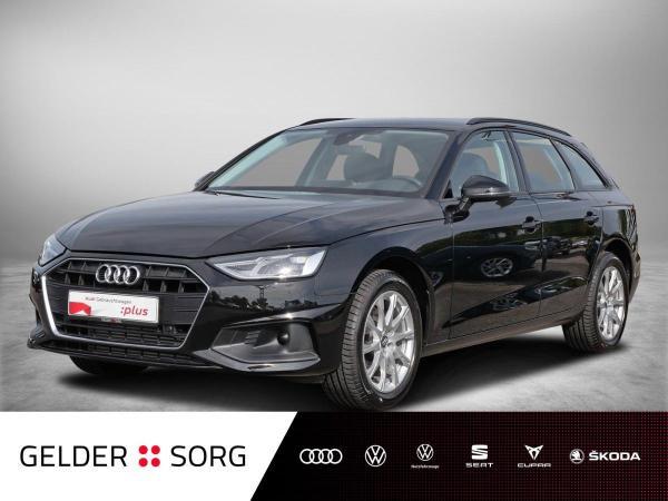 Audi A4 leasen