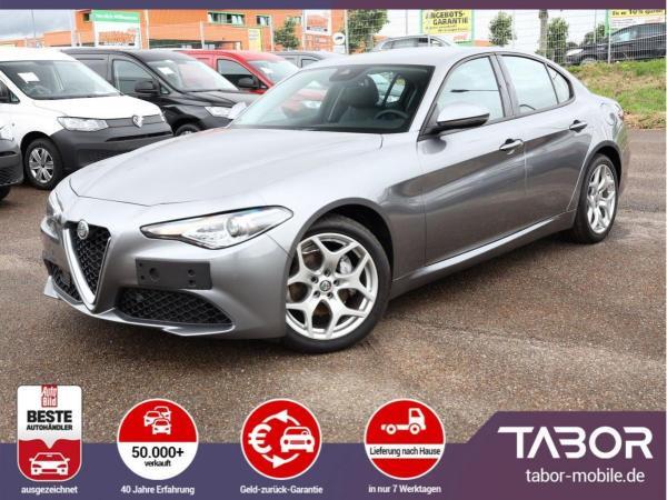 Alfa Romeo Giulia leasen