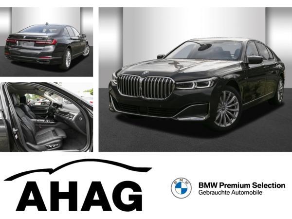 BMW 740 leasen