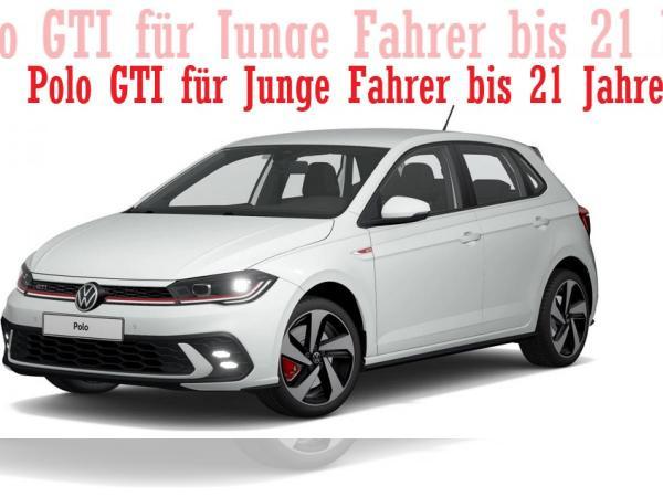 Volkswagen Polo GTI für junge Fahrer bis 21 Jahre (oder deren Eltern!)