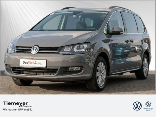 VW Sharan leasen