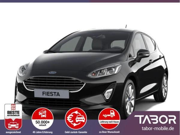 Ford Fiesta 1.0 EcoBoost 100 Titanium LED PDC AppCo