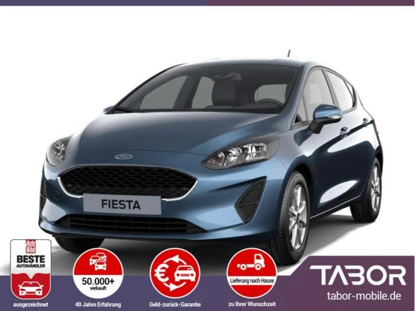 Ford Fiesta leasen