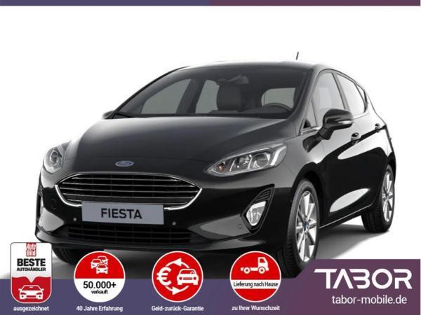 Ford Fiesta 1.0 EcoBoost 100 Titanium LED SHZ ParkAs