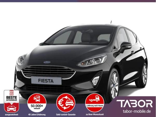 Ford Fiesta 1.0 EcoBoost 125 MHEV Titanium LED Nav