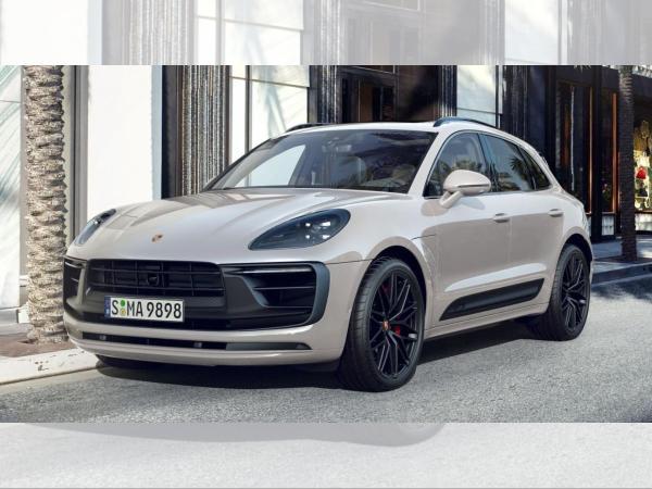 Porsche Macan leasen