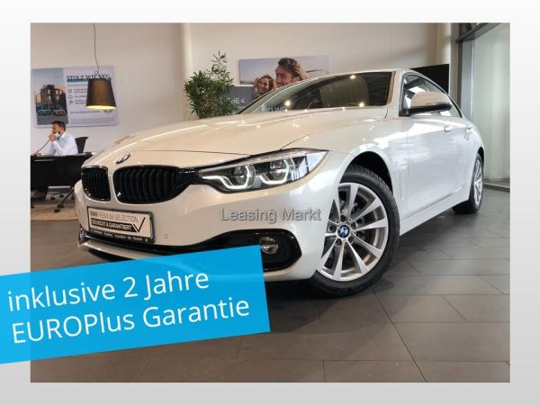 BMW 420 Gran Coupe leasen