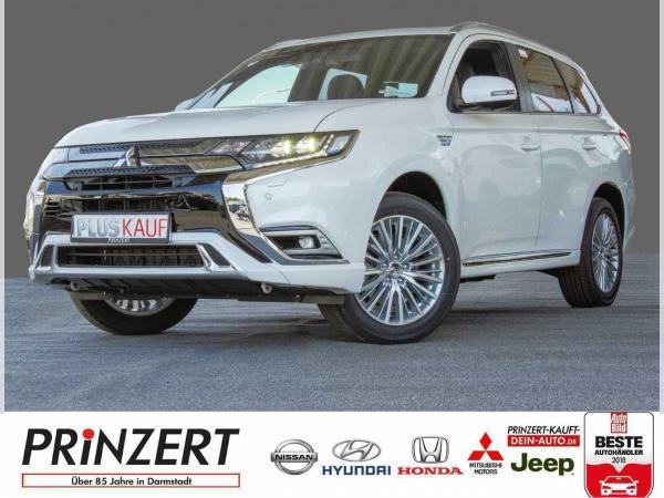 Mitsubishi Outlander Plug-In Hybrid MY20 2.4 4WD