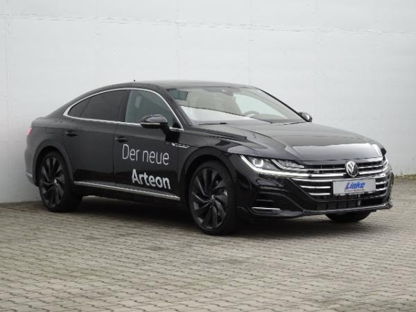 Volkswagen Arteon R-Line 2,0 l TDI SCR 4M DSG SONDERLEASING NAVI LEDER ALU