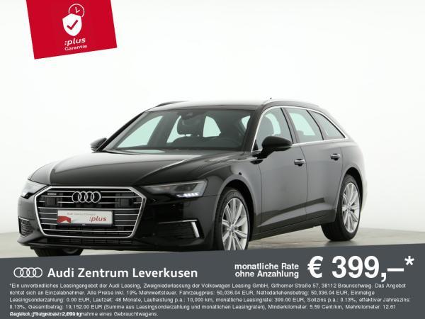 Audi A6 Avant 45 quattro ab mtl. 399€¹  TIP TRON NAV ACC KAM (Nur bei Inzahlungnahme)