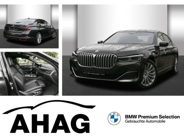 BMW 750 leasen