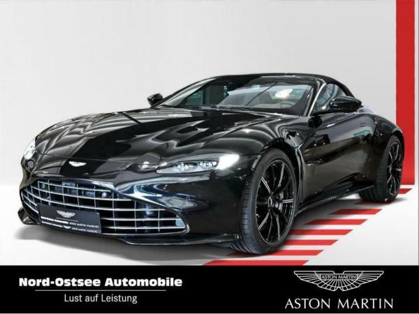 Aston Martin Vantage leasen