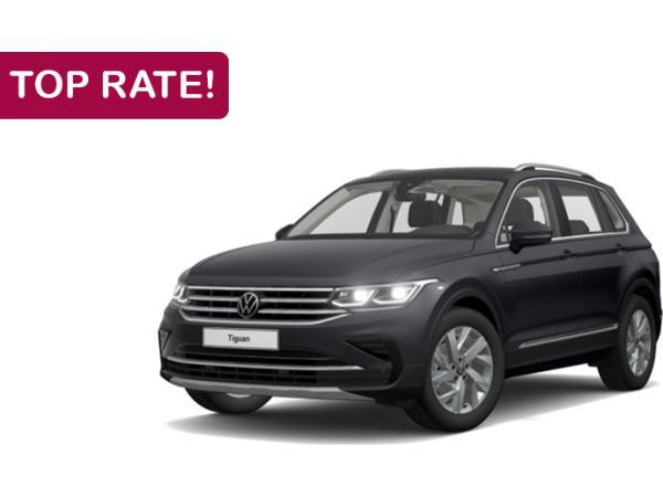 VW Tiguan leasen