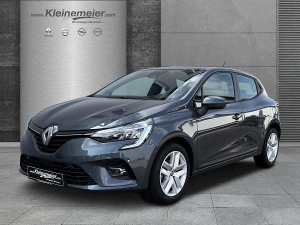 Renault Clio V TCe90 Business Edit. *SOFORT VERFÜGBAR* *GJ-Reifen, SITZH, EPH*