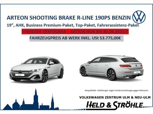 VW Arteon leasen