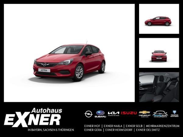 Opel Astra leasen