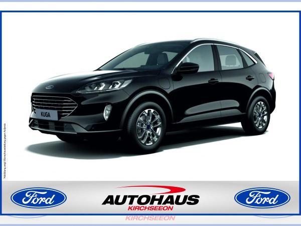 Ford Kuga PHEV Titanium X - Vorlauffahrzeug - Verfügbar ab Nov.