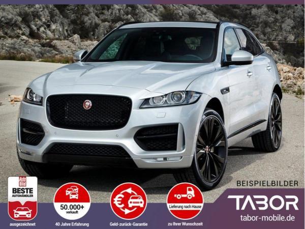 Jaguar F-Pace leasen