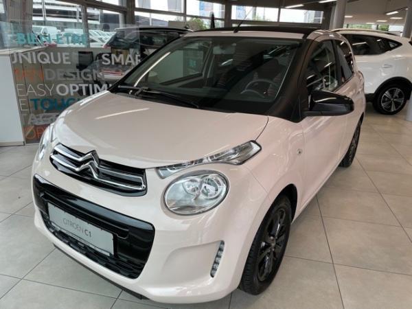 Citroën C1 leasen