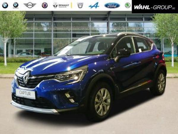Renault Captur leasen