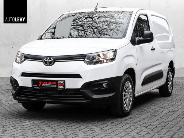 Toyota Proace City leasen