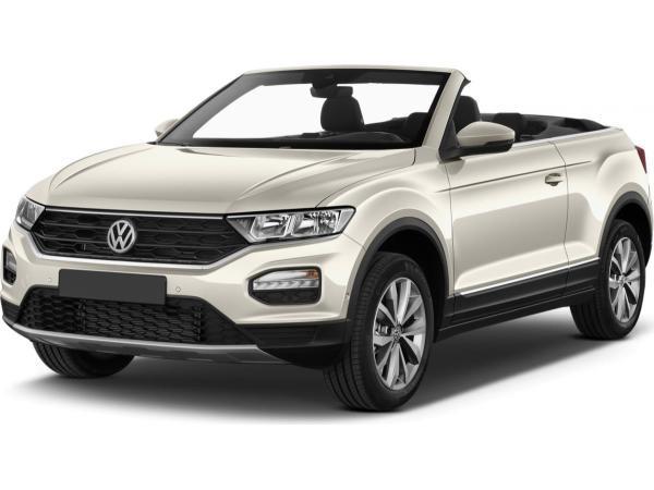 Volkswagen T-Roc Cabriolet Angebot mit BEHINDERTEN-RABATT! SOFORT VERFÜGBAR! R-Line 1.5 l TSI OPF 110 kW (150 PS) 7-G