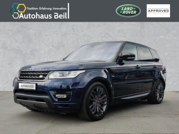 Land Rover Range Rover Sport leasen