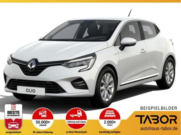 Renault Clio INTENS TCe 90 ParkAssist Kam PDC vo/hi PDC