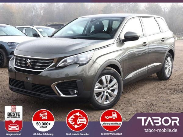 Peugeot 5008 leasen