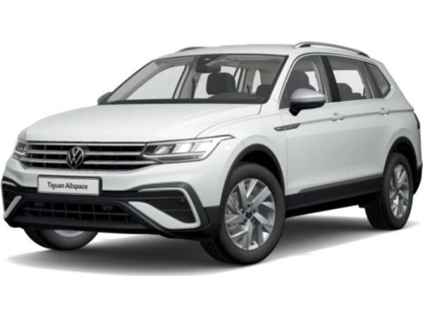 VW Tiguan Allspace leasen