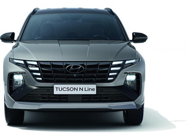Hyundai Tucson TUCSON Plug-in-Hybrid 1.6 T-GDi 265PS 6-AT 4WD N LINE-Paket HDA, ECS, Dachlackierung