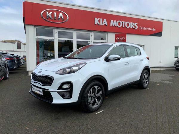 Kia Sportage leasen