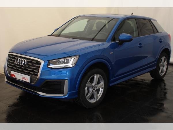 Audi Q2 leasen