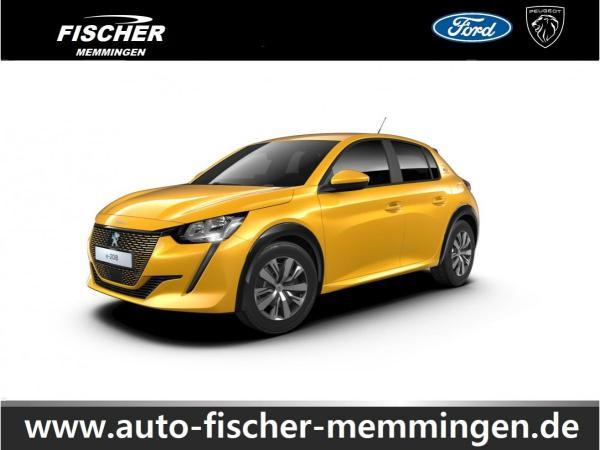 Peugeot 208 Elektro Active 136 PS *Klimaautomatik* 340 KM Reichweite WLTP -nur 1x spätestens im Dezember da !!!