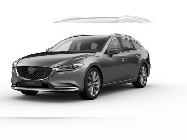Mazda 6 leasen