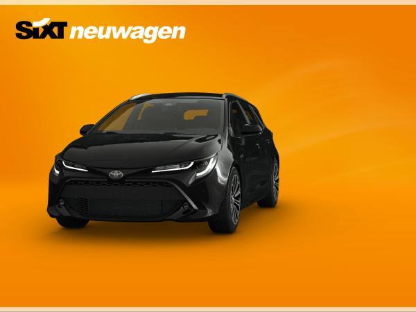 Toyota Corolla 1,2T Team Deutschland Touring Sports - sofort verfügbar!