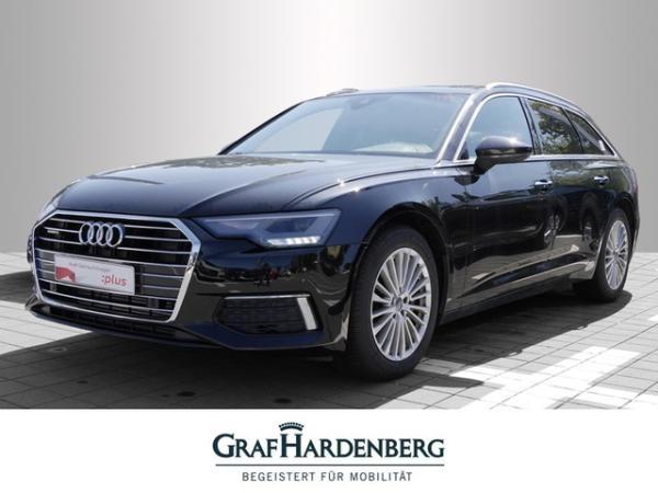 Audi A6 leasen