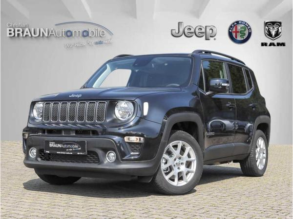 Jeep Renegade PHEV Power-Up-Edition