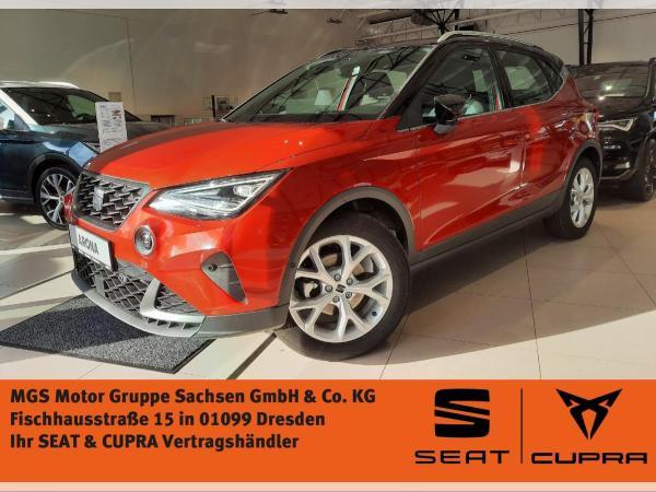 Seat Arona FR Beats 1.0 TSi #AHK #Fahrass XL #Voll LED