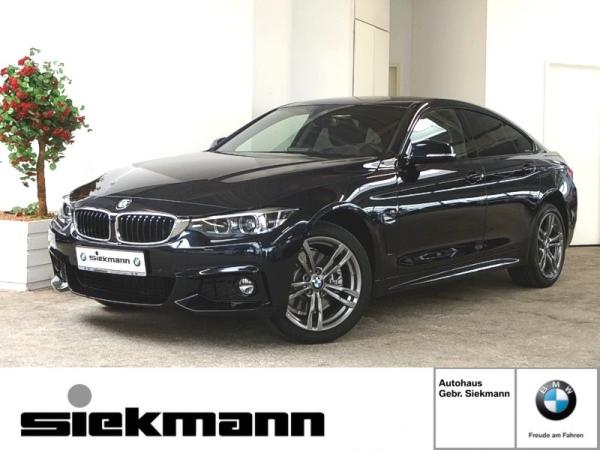BMW 430 i Gran Coupe M Sportpaket Head-Up HiFi LED