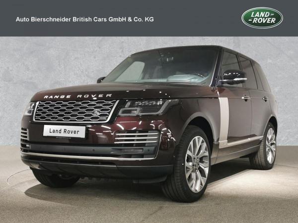 Land Rover Range Rover 2.0 Plug-in Hybrid P400e Fifty