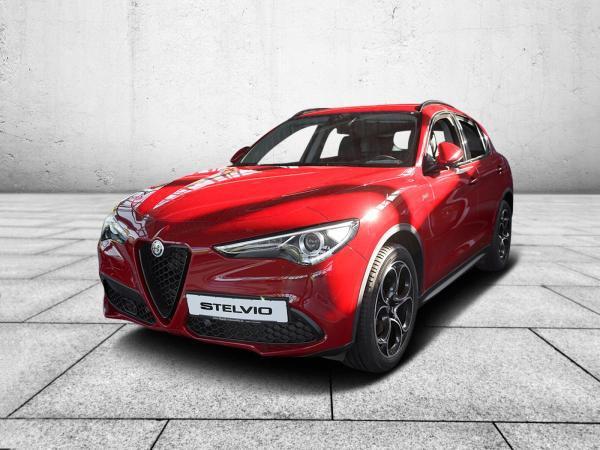 Alfa Romeo Stelvio leasen