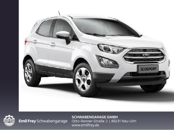 Ford EcoSport COOL&CONNECT*SOFORT*WINTER-PAKET*