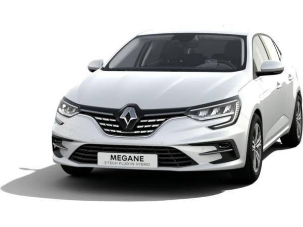 Renault Megane Intens E-Tech Plug-in 160 EDC