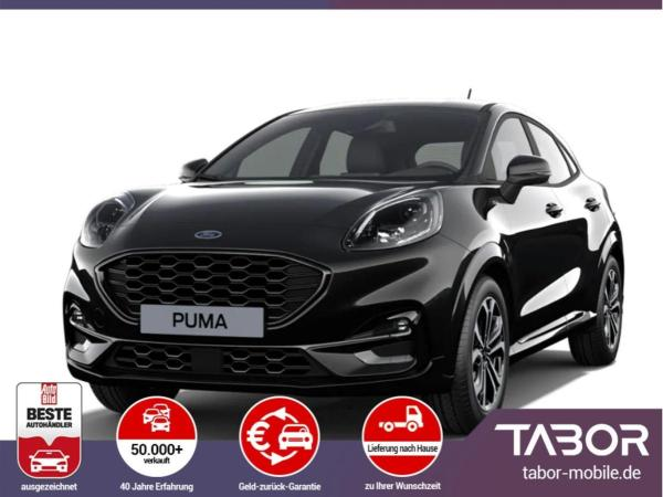 Ford Puma leasen