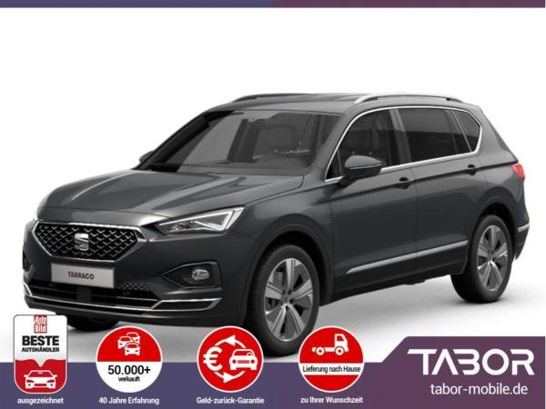 Seat Tarraco 2.0 TSI 190 DSG 4Drive XC 7-S Nav SHZ