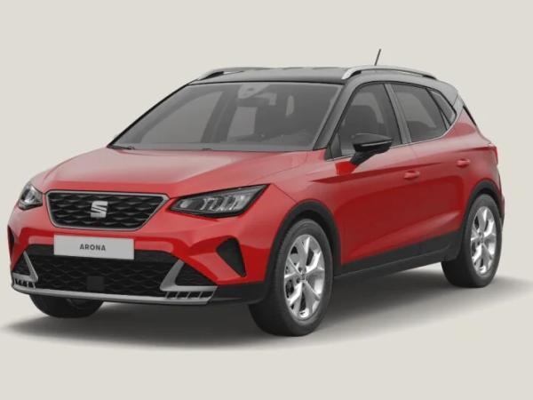 Seat Arona FR BEATS Fast Lane  1.5 TSI 110 kW (150 PS) 7-Gang-DSG