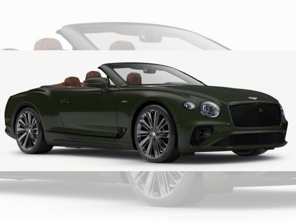 Bentley Continental leasen