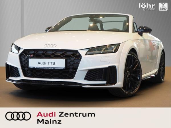 Audi TTS Roadster TFSI quattro S tronic *BEHINDERTENRABATT*LEDER*B&O*LED*NAVI*KAMERA*
