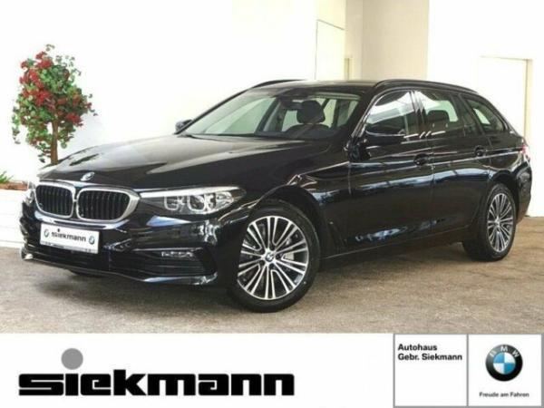 BMW 530 i Touring Sport Line Head-Up LED WLAN RFK BT